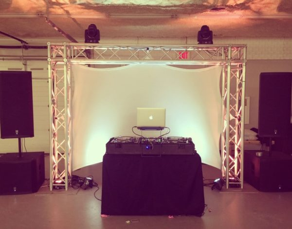 Large DJ Package $895