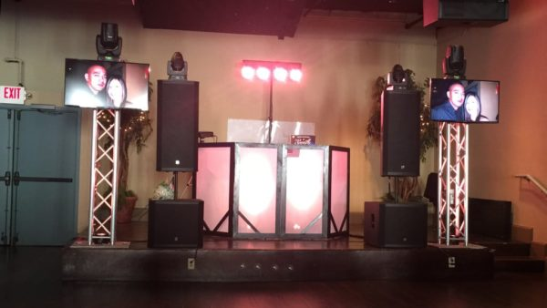 Medium DJ Package $695